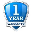 1-Year Warranty on all HP 2U rackmount servers